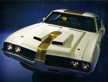 1969 Oldsmobile Hurst Olds #2