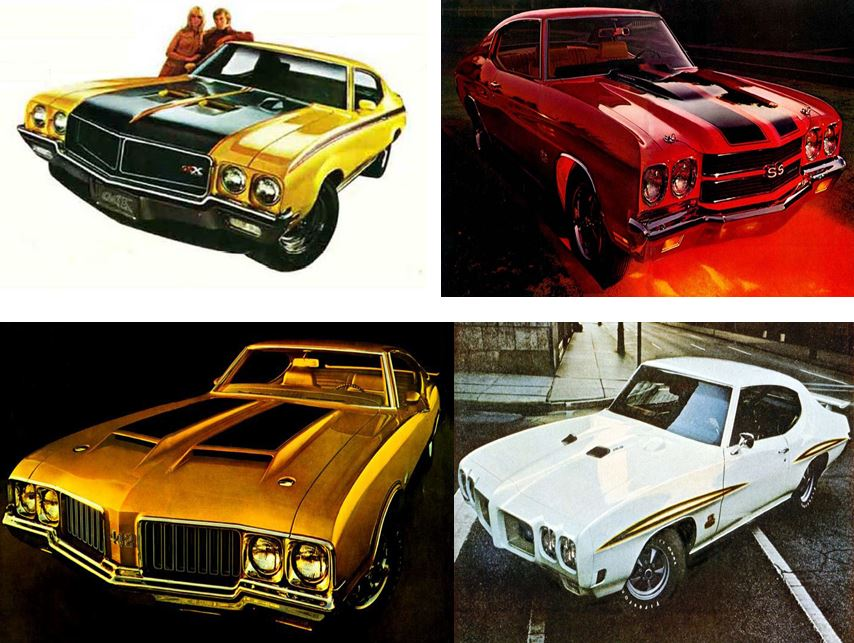 HM\'s Favorite Classic GM Muscle Cars – Horsepower Memories