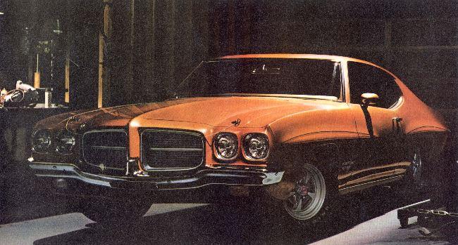 1971 Pontiac GT37