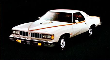 1977 Pontiac Can Am Front Side TCB