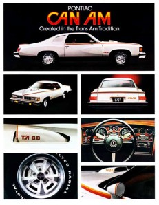1977 Pontiac Can Am Trans Am Tradition _1