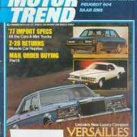 1977 Pontiac LeMans Can Am