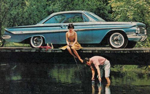 1961 Chevrolet Impala Side TCB