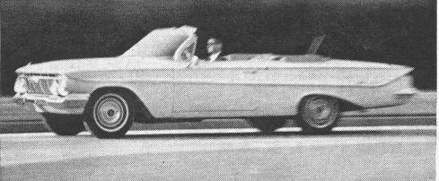 1961 Chevrolet Impala SS BW TCB