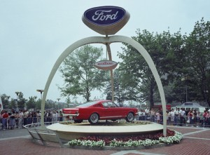 1964 Ford Mustang Worlds Fair