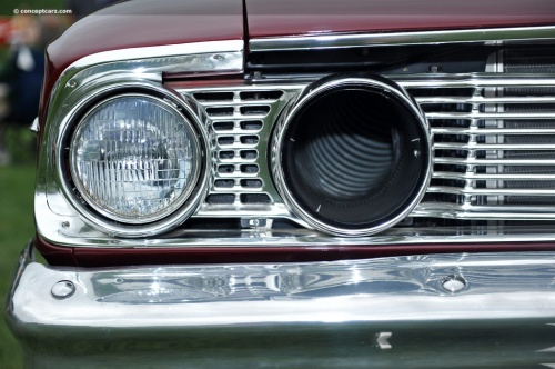 1964 Ford Thunderbolt Air Intake TCB