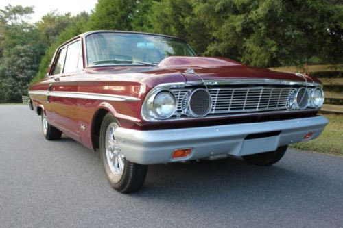 1964 Ford Thunderbolt Front Side #2 TCB