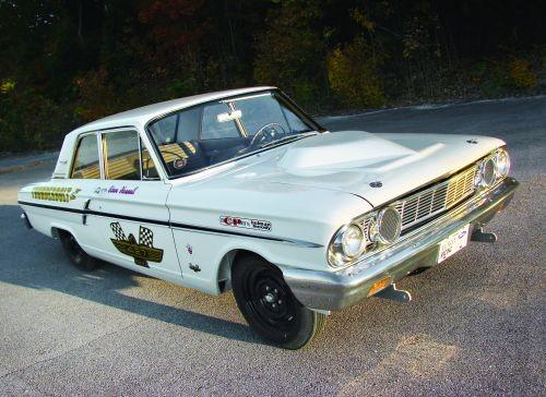 1964 Ford Thunderbolt Front Side #3 TCB