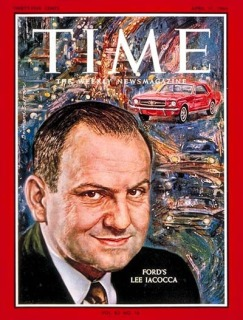 1964 Mustang Time Magazine