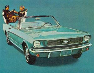 1965 Ford T5 Trivia HM