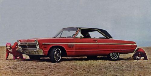 1965 Plymouth Sport Fury #2 TCB