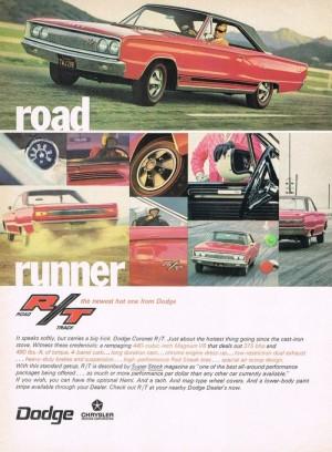 1967 Dodge Coronet RT Ad #2