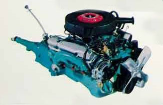1967 Dodge Coronet RT Magnum Engine TCB