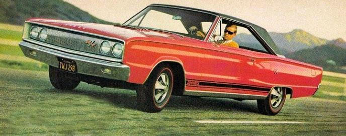 1967 Dodge Coronet R/T – Horsepower Memories