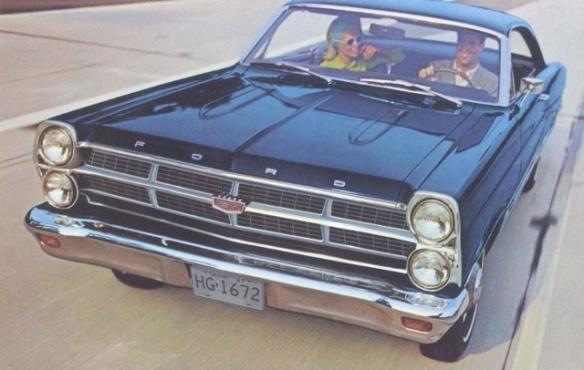 1966-1967 Ford Fairlane GT/A – Horsepower Memories