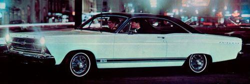 1967 Ford Fairlane Hardtop TCB