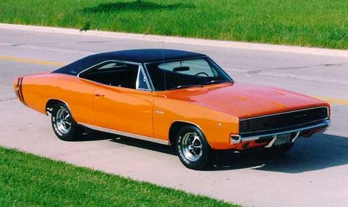 1968 Dodge Charger Bengal Edition – Horsepower Memories