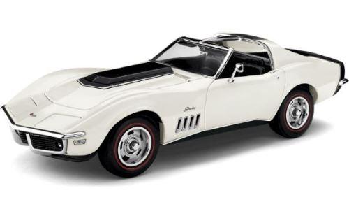 1969 Chevrolet Corvette ZL1 Diecast TCB