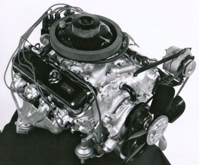 1969 Chevrolet Corvette ZL1 Engine TCB