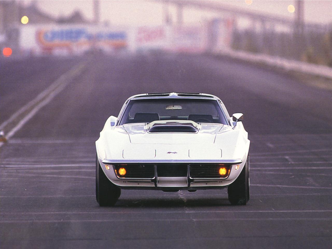 1969 Chevrolet Corvette Zl1 Horsepower Memories