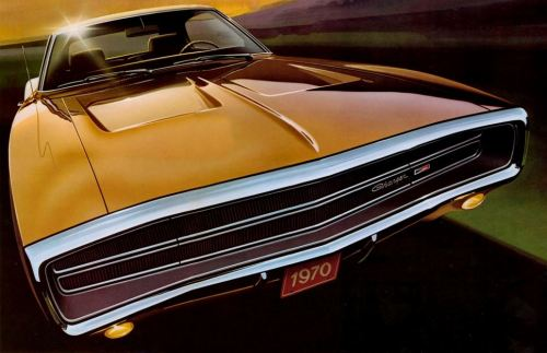 1970 Dodge Charger TCB