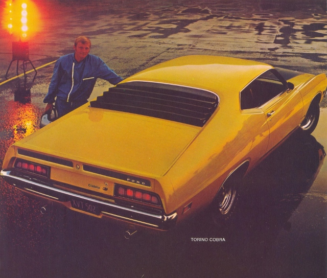 This Edition Of Muscle Car Milestones Highlights The  Ford Torino