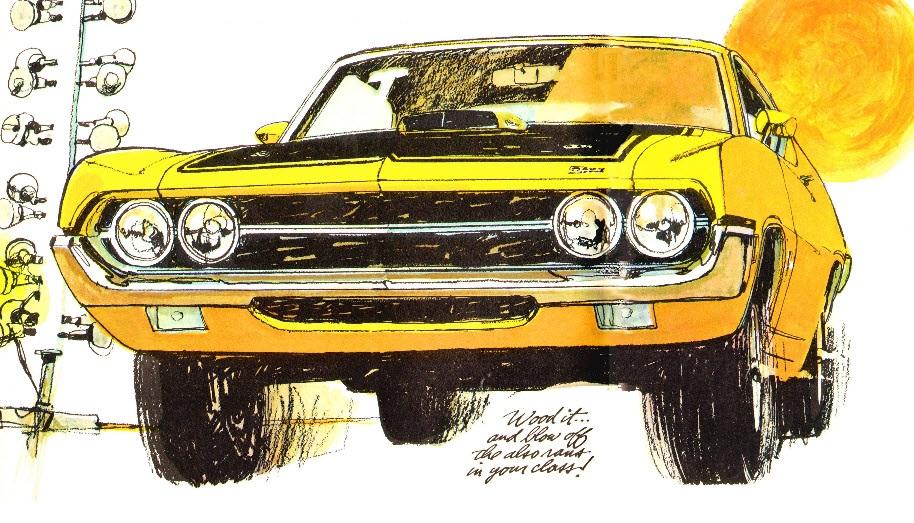 1970 Ford Torino Cobra – Horsepower Memories