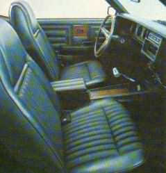 1970 Mercury Cougar Eliminator Interior TCB