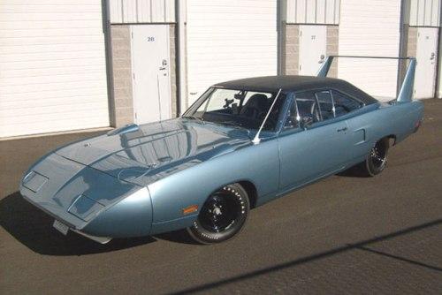 1970 Plymouth Superbird EPA TCB