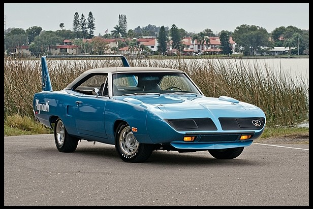 1970 Plymouth Superbird – Horsepower Memories