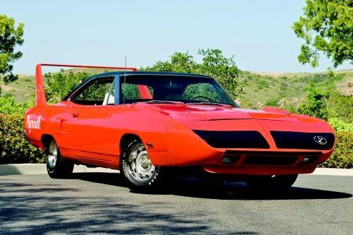 1970 Plymouth Superbird Front Side TCB