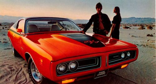 1971 Dodge Charger TCB
