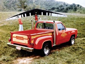 1979 Dodge Lil Red Express TCB
