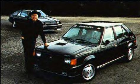 1986 Dodge Omni GLHS Carroll Shelby