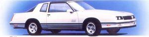 1987 Monte Carlo Aerocoupe HM