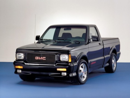 1991 GMC Syclone Front Side TCB