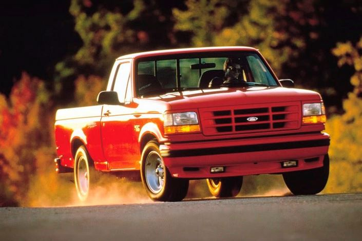 ford f 150 svt lightning horsepower memories. Black Bedroom Furniture Sets. Home Design Ideas