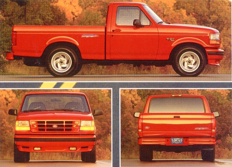 1993 ford lightning horsepower