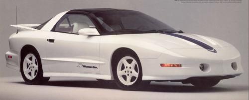 1994 Pontiac Trans Am 25th Anniversary TCB