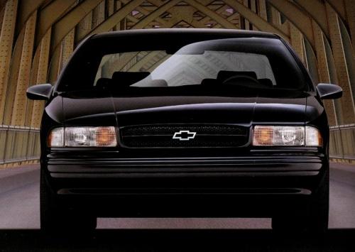 1996 Chevrolet Impala SS Front