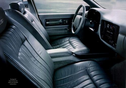 1996 Chevrolet Impala SS Interior #2