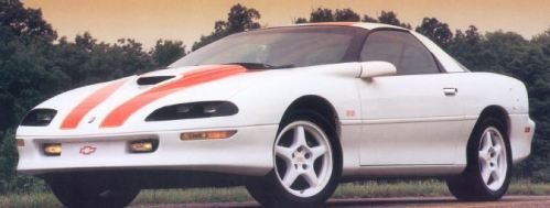 1997Chevrolet Camaro SS Front Side