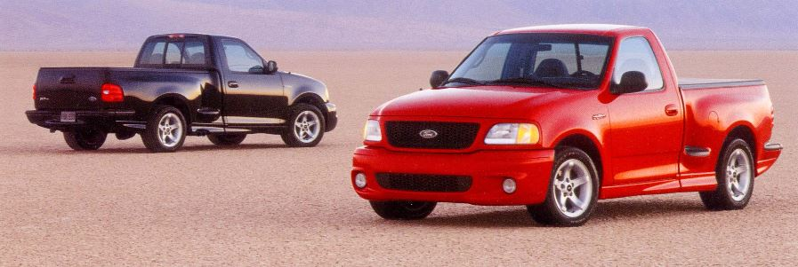 ford f 150 svt lightning horsepower memories