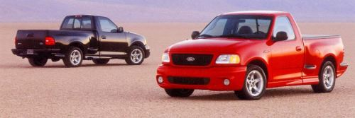 1999 Ford Lightning #2 TCB
