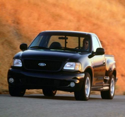 1999 Ford Lightning #3 TCB