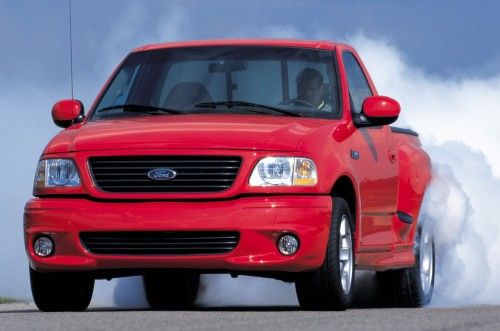 1999 Ford SVT Lightning TCB