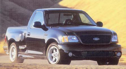 2000 Ford Lightning TCB
