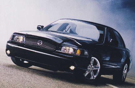 2003 Mercury Marauder Front Side #2 TCB