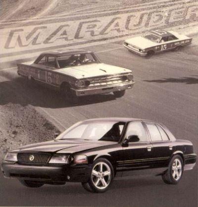 2003 Mercury Marauder Front Side #3 TCB