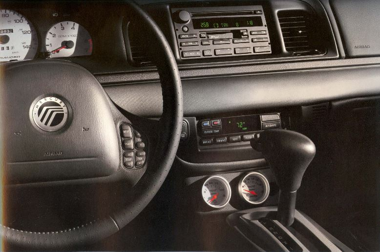 2004 Mercury Marauder Interior #1TCB Home Design Ideas
